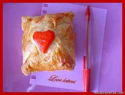 Cartas de Amor para San Valentín por Alegna