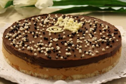 Tarta Mousse Dulce de Leche por Raquelgon74
