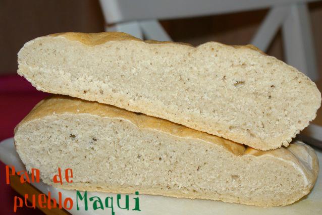 Pan de Pueblo, Cooking Chef por Maquineta