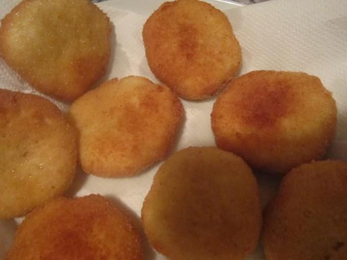 Nuggets de Pollo Caseros por S-o-n-i-a
