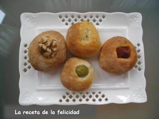 Chupitos de Pan por SandeeA