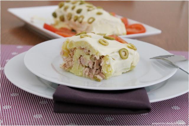 Brazo Gitano Salado Light por Cuine