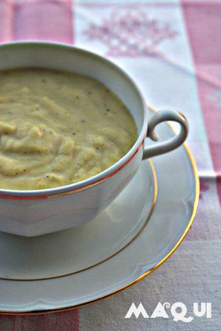 Crema de Verduras con Thermomix por Maquineta