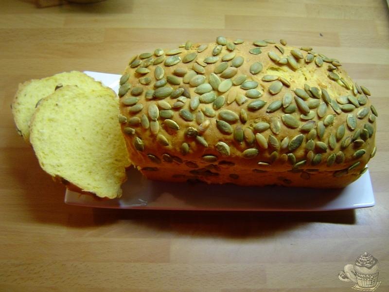 Pan de Molde con Calabaza por Marisalas
