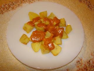 Patatas Bravas y al Alioli por Eduardo Soler