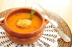 Sopa Alpujarreña por Aixadalias