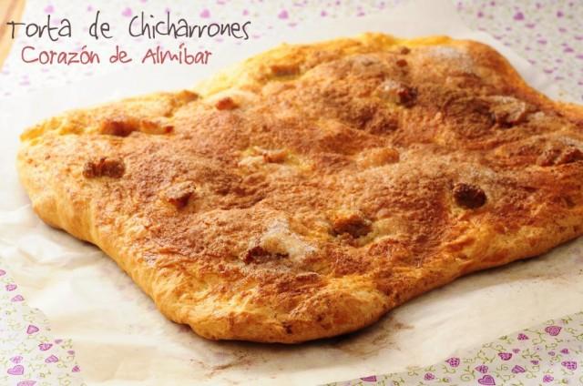 Torta de Chicharrones Thermomix por Aixadalias