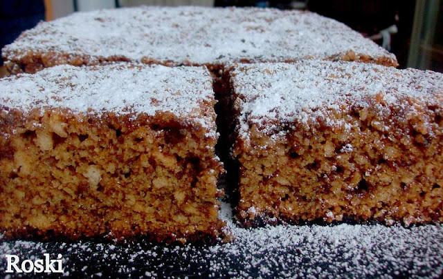 Bizcocho de Galletas Rellenas de Chocolate por Roski
