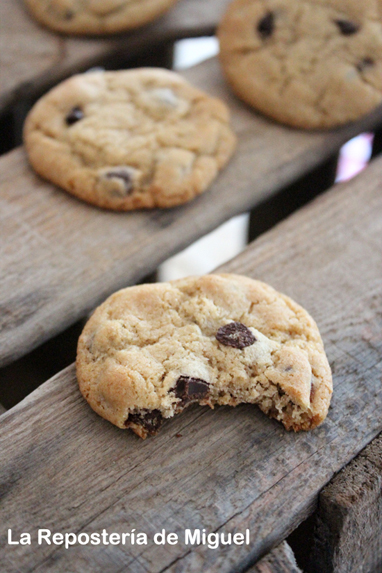 Chocolate Chip Cookies por La Repostería de Miguel