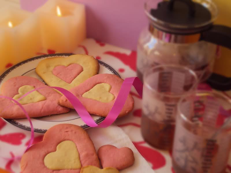Galletas para San Valentín de Clemenvilla por Maushinca