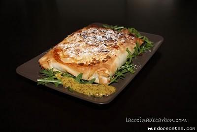 Pastela Marroquí de Pollo por Lacocinadecarbon