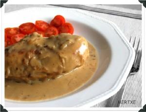Pechuga de Pollo con Salsa Rapida Touch Advance por Cocinand22
