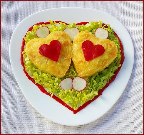 Tortillas de Patatas Enamoradas por Flori