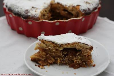 Apple Pie por Lacocinadecarbón