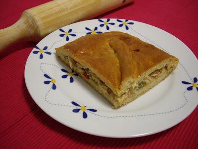 Empanada de Bonito Paso a Paso por Bcorsitad