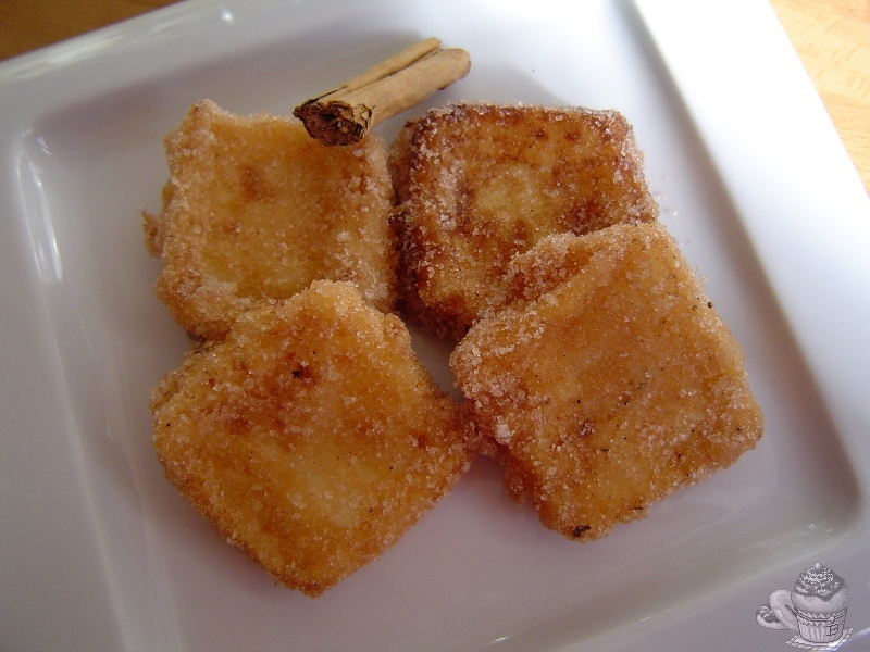 Leche Frita por Marisalas