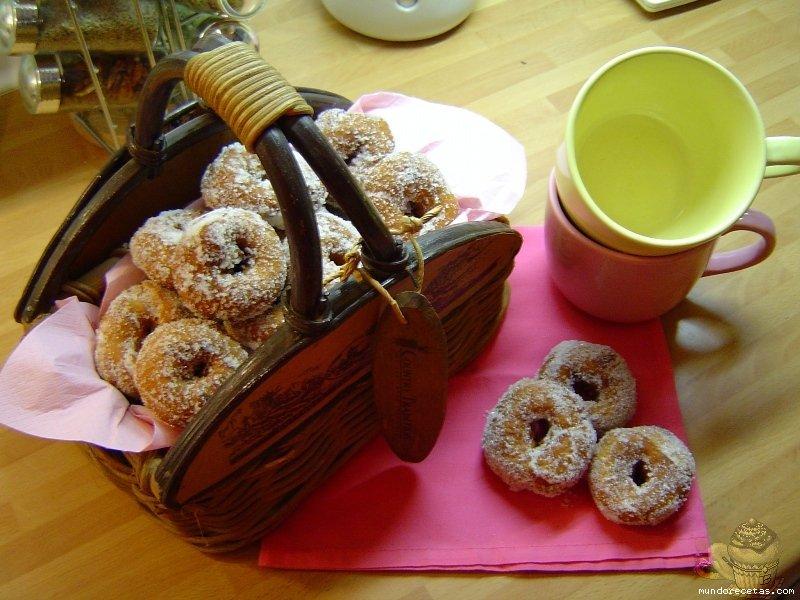 Rosquillas Fritas de la Sra. Orlanda por Marisalas