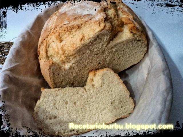 Pan rápido en bolsa de asar por Burbuja_84 (Thermomix)