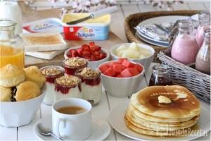 Desayuno especial con Tulipán, cocina con tus hijos