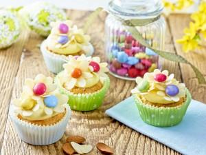 8. Spring Flowers cupcakes2 V1 150304