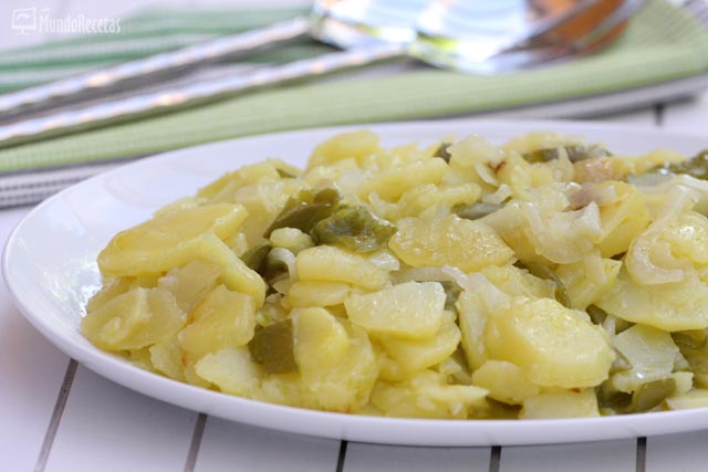 Patatas a lo pobre