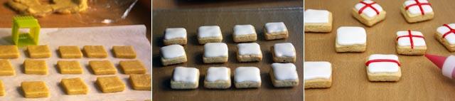 Preparación galletas arbol 2