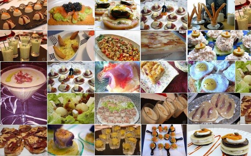 Canap s y aperitivos para nochevieja recetas de cocina for Comidas para nochevieja