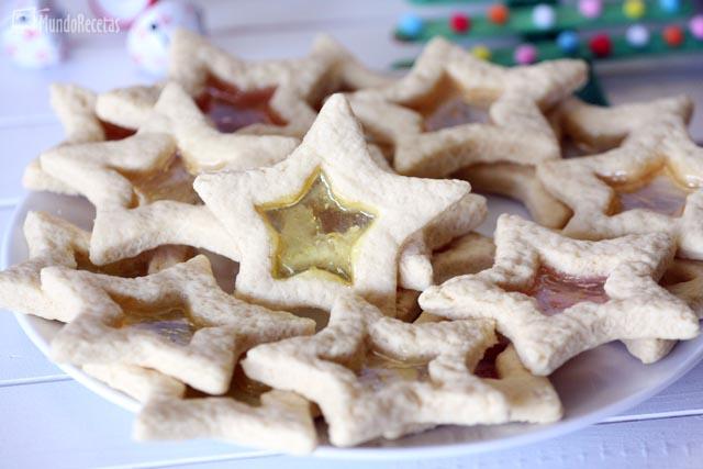 galletas caramelo