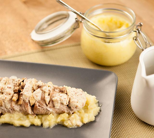 receta_mycook_solomillo_mostaza_compota_manzana