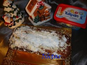 Bizcocho de frutas y especias de navidad.01.