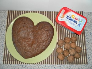 Brownie rápido por RosaNegra24
