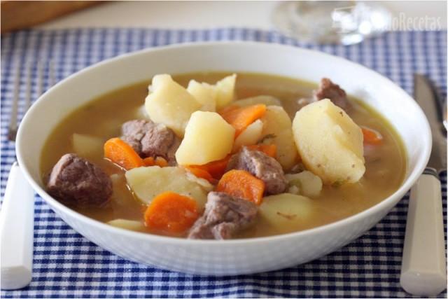 patatas con carne cookeo
