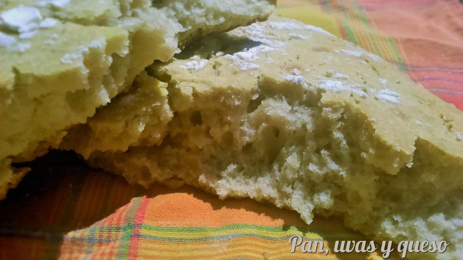 Pan con queso azul1