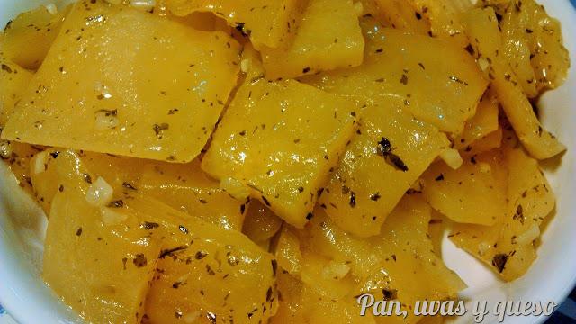 Patatas al ajillo1