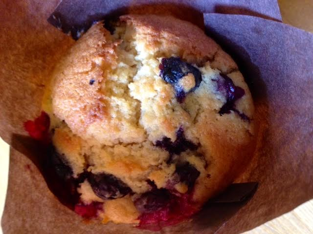 Muffins de Arándanos Exquisitos por Los Naranjos