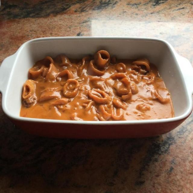 Calamares en salsa por Monyeal