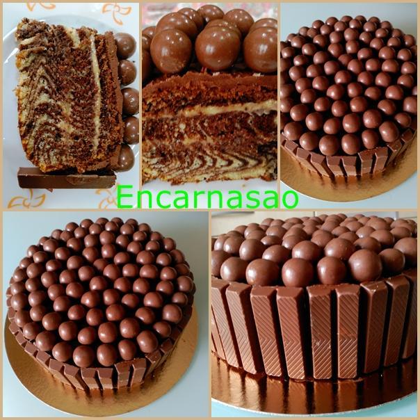 Tarta puro Chocolate por Encarnasao