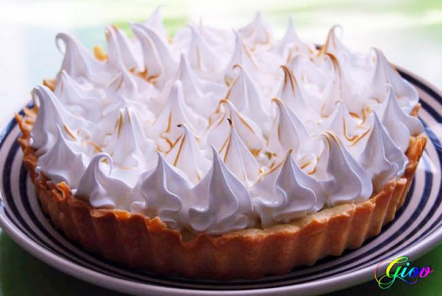 Lemon Pie por Giov