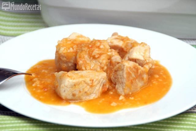 Escaldums de pollo en TM5