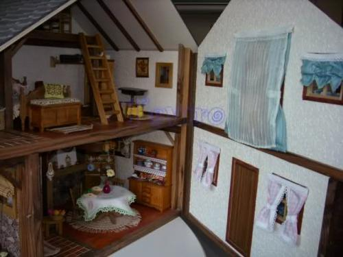 Recopilación de casitas en el foro de miniaturas