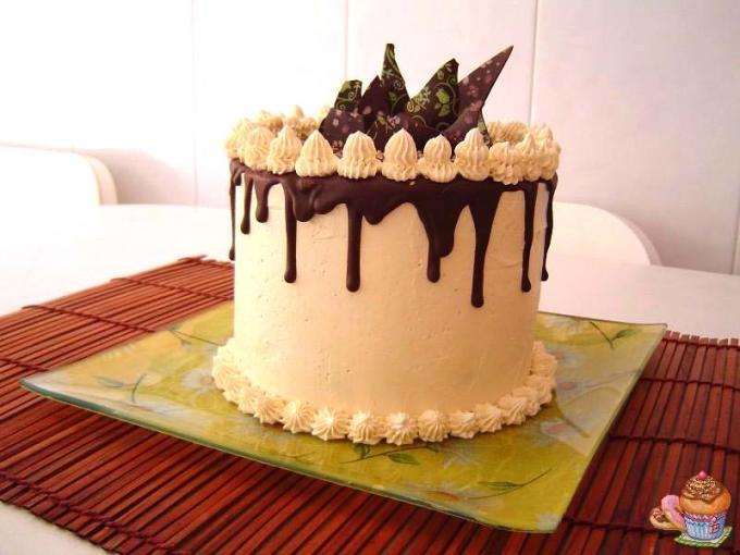 Drip cake por Marisalas