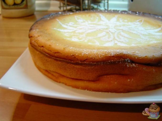 Tarta de queso sencillísima  en Thermomix por Marisalas