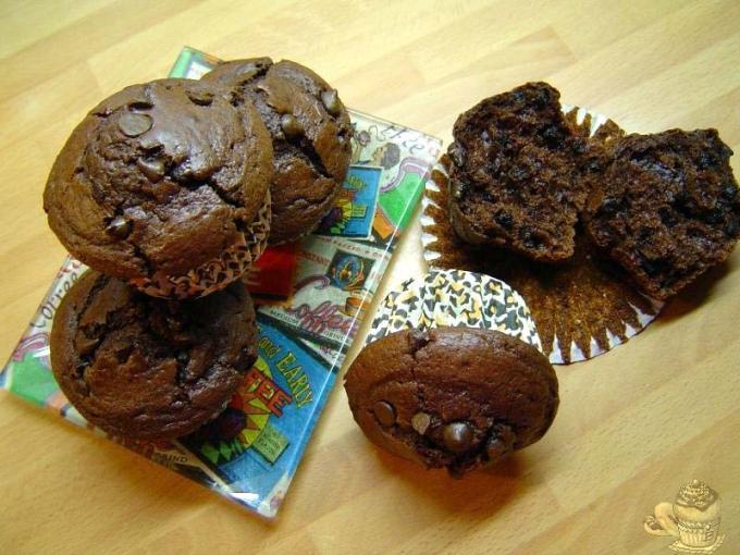 Muffins de los cinco por Marisalas