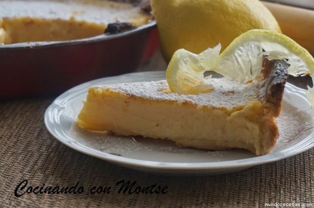 Tarta de limón por MontseMorote