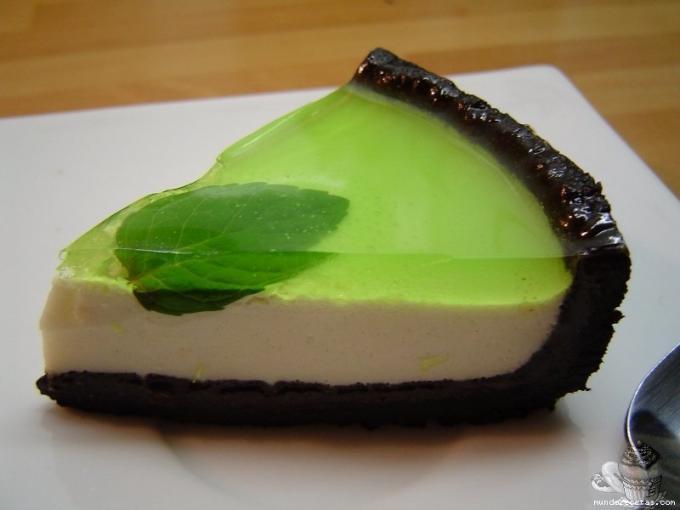 Tarta de mojito por Marisalas