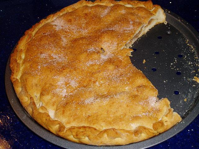 Empanada de Manzana en Thermomix por Bolico