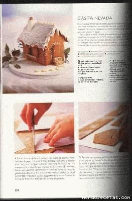 Casita de jengibre cocina con saracasita de jengibre for Cocina con sara casita de jengibre