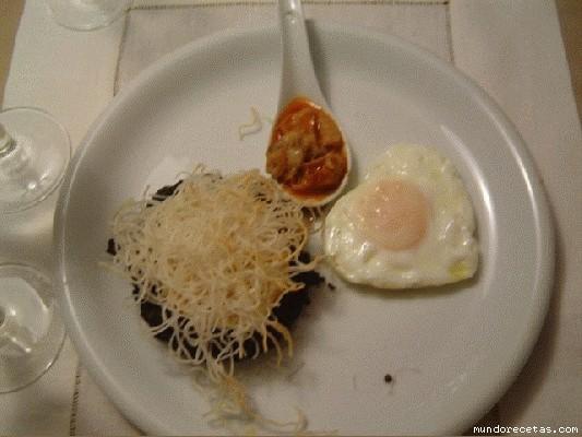 Fotos de los montajes de mis platos para cena for Cocinar fideos de arroz