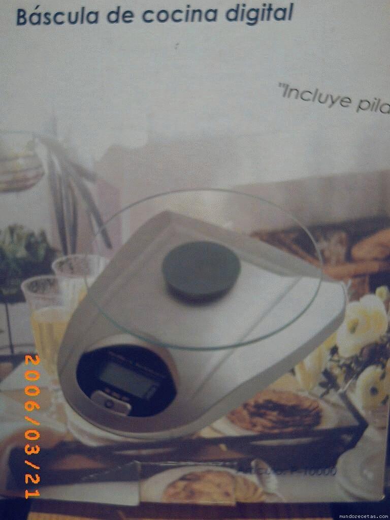 Balanza digital en el lidl ww - Bascula cocina lidl ...