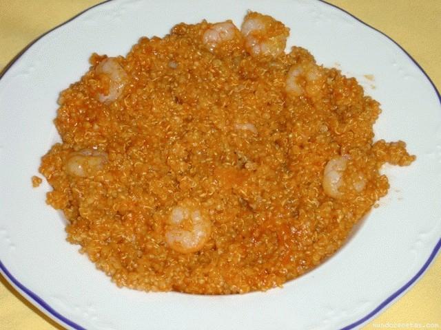 Cuanto tiempo herviis la quinoa for Cuanto se cocina la quinoa